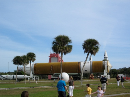 Vacationing at KSC