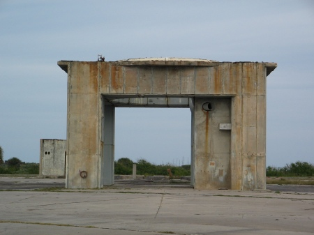 Apollo 1 Launch Pad