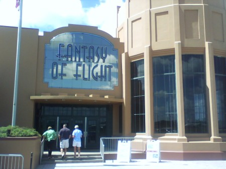 Fantasy of Flight--Orlando's Best Kept Secret!
