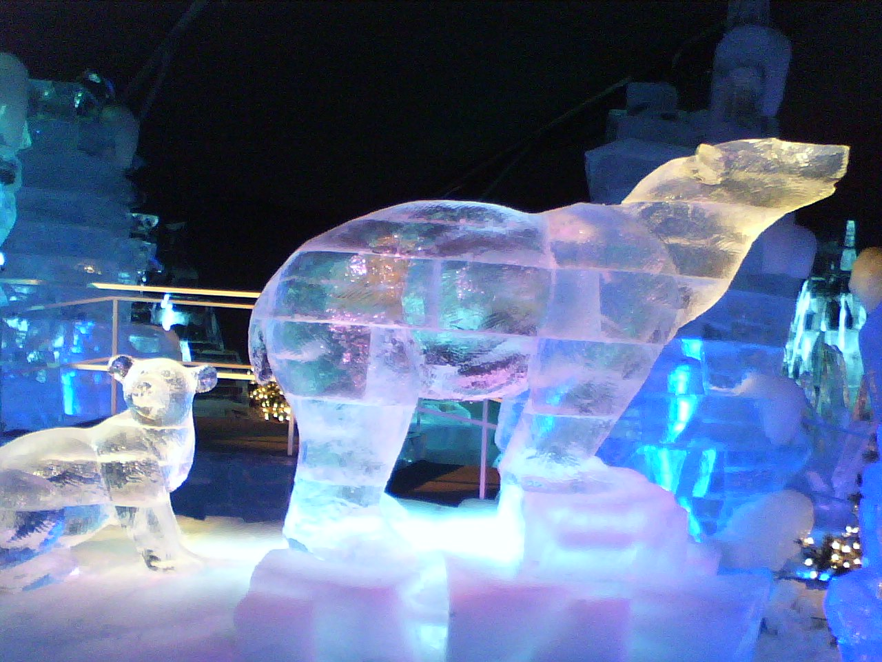 Preview of ICE 2009 at Gaylord Palms | Lance Around Orlando