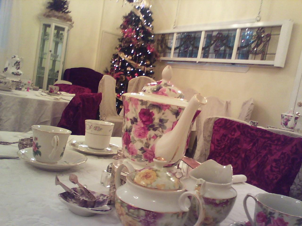 Victorian Grace Tea Room Hours