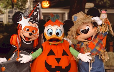 mickeys not so scary halloween party is perfect for the youngsters - Disney Halloween Orlando