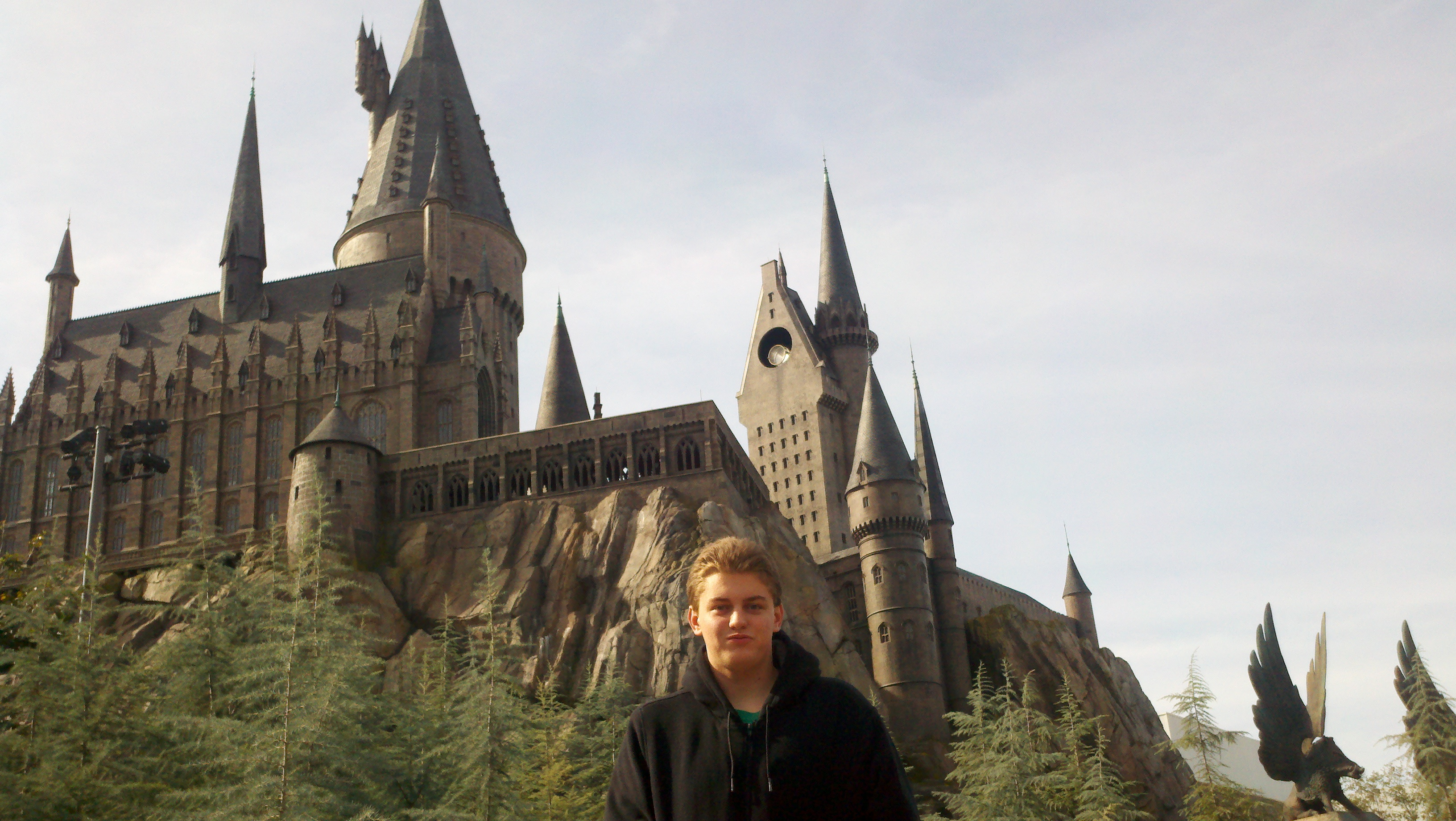 The Gallery For Hogwarts Castle Real