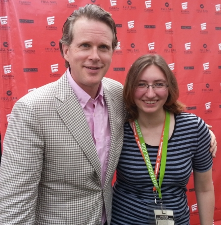NumberOneEmber Interviews Cary Elwes at the FFF