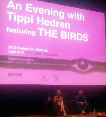 Tippi Hendren Shares About Her Career and Her Life
