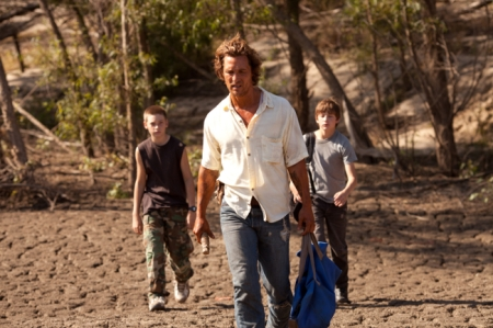 Matthew McConaughey Stars in Mud