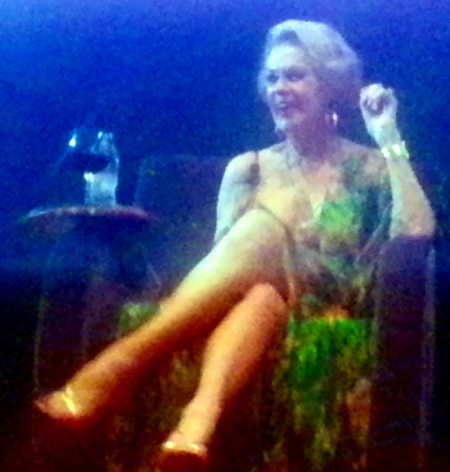 Tippi Hedren Speaks of Difficult Times