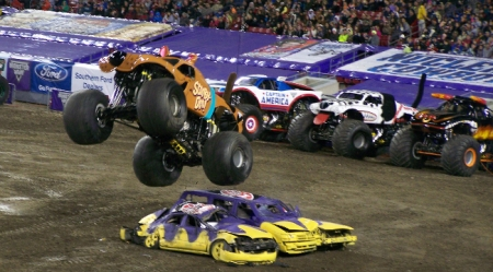 Monster Jam is Electrifying Fun for the Whole Family
