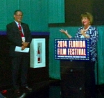 FFF President Henry Maldonado and Orange County Mayor Teresa Jacobs Introduce the Film