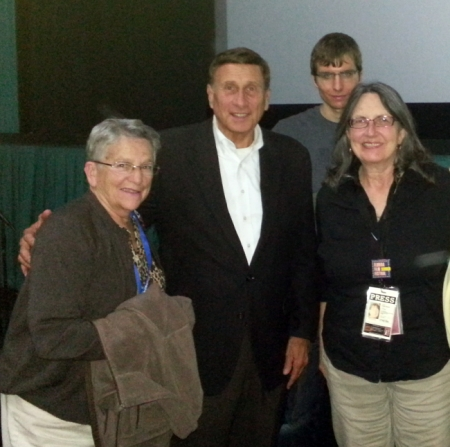 Congressman Mica with the LanceAround Family