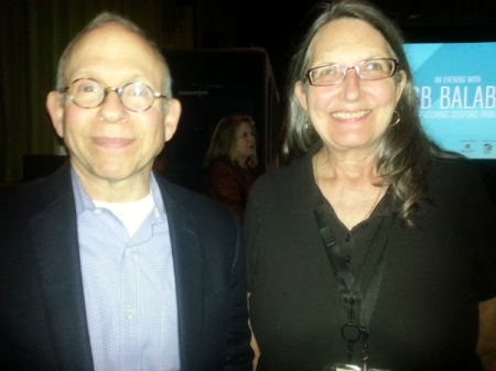 Mrs. LanceAround Chats with Bob Balaban