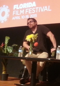 Sam Takes Questions From the Audience