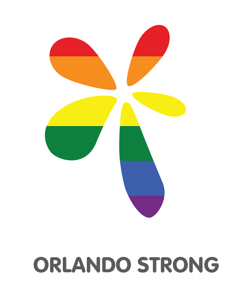 Lance around orlando a blog for those dreaming of or planning a pride logo orlando strong one line aiddatafo Images